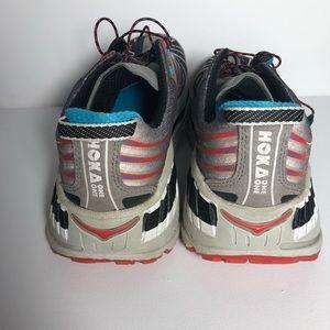 Hoka One One Shoes - Hoka One Stinson Trail Evo Running Shoes Size 9